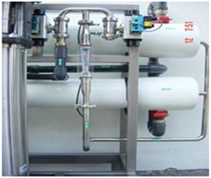 Osmose inverse pour la production des boissons