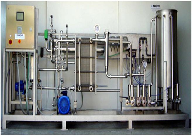 Osmose inverse pour la récupération du lait