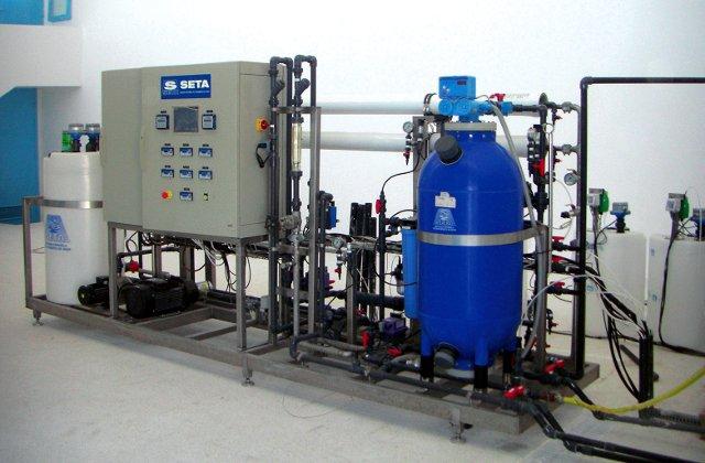 Purificateur d'eau solaire